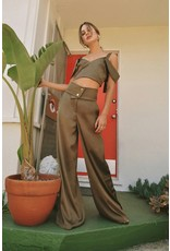 flight lux leRumi kinsey wide leg pants