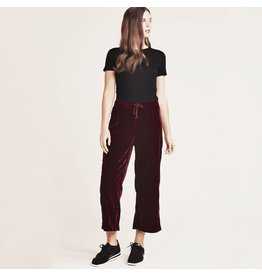 bb dakota bb dakota velvet jogger pants