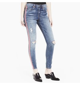 blank nyc blank nyc jersey girls denim with stripe