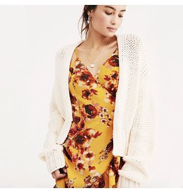 free people free people glow for it cardi