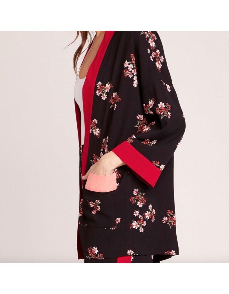 bb dakota bb dakota tokyo bloom kimono jacket