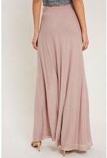 flight lux wishlist knit wrap skirt
