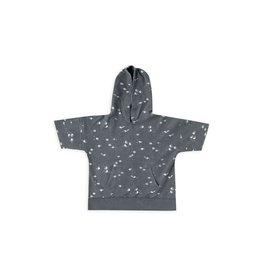 rylee cru rylee + cru short sleeve hoodie