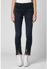 blank nyc blank nyc jeans with slit fray hem