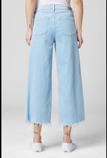 blank nyc blankNYC wide leg crop jeans
