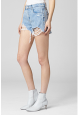 blank nyc blankNYC vintage high-rise shorts