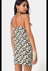 motel motel daisy floral slip dress