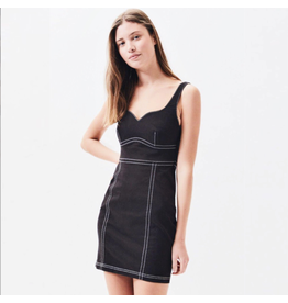 MinkPink minkpink senses contrast dress