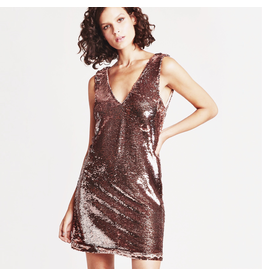 bb dakota bbdakota sparkle motion sequin dress