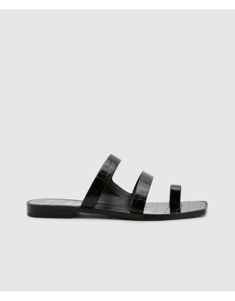 dolce vita dolce vita vegan leather square toe sandals