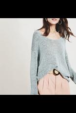 flight lux wishlist twist back summer weight sweater