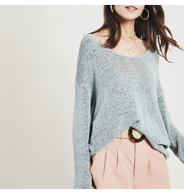 flight lux wishlist twist back sweater