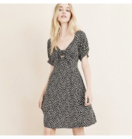 flight lux dress forum floral print midi dress