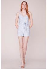 bb dakota bb dakota sunny daze chambray romper
