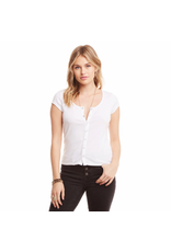 chaser chaser snap front henley
