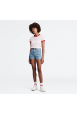 levis ribcage shorts
