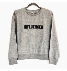 flight lux comune influencer sweatshirt