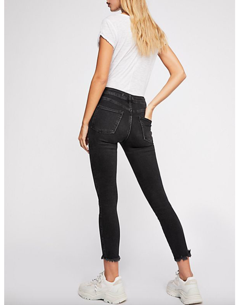free people free people high rise jegging