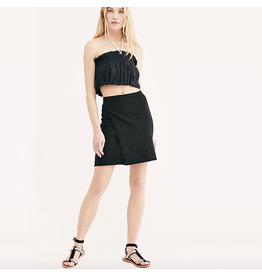free people free people mod wrap skirt