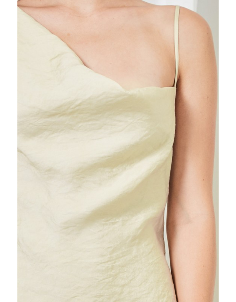 flight lux etophe asymmetrical maxi dress