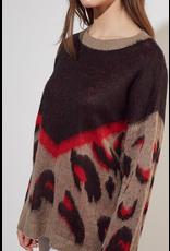 flight lux mustard seed lady bug sweater