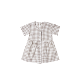 rylee cru rylee + cru gingham jeanette dress