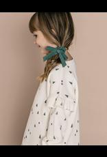 rylee cru rylee + cru trees sweatshirt dress