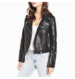 blank nyc blank nyc faux leather moto jacket