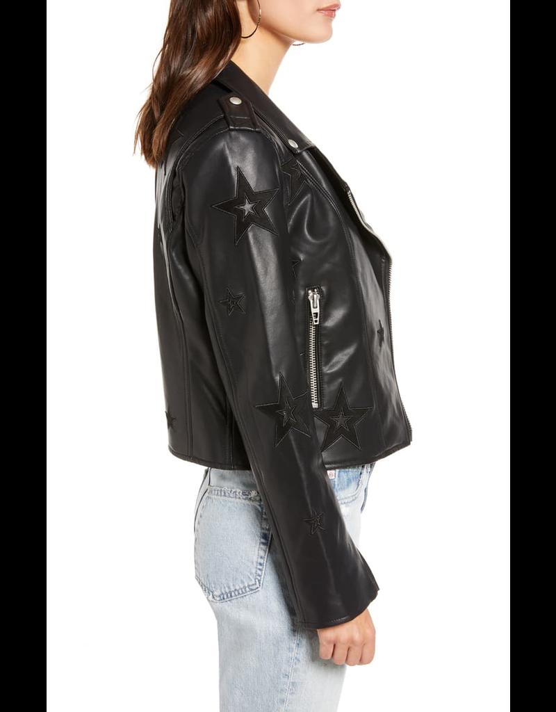 blank nyc blank nyc faux leather moto jacket