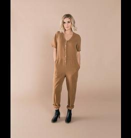 rylee cru rylee + cru utility jumpsuit