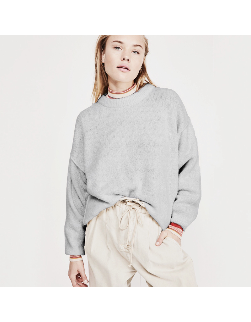 free people free people angelic pullover