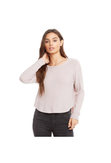 chaser chaser semi cropped pullover