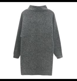rd style rd style knit mock neck dress
