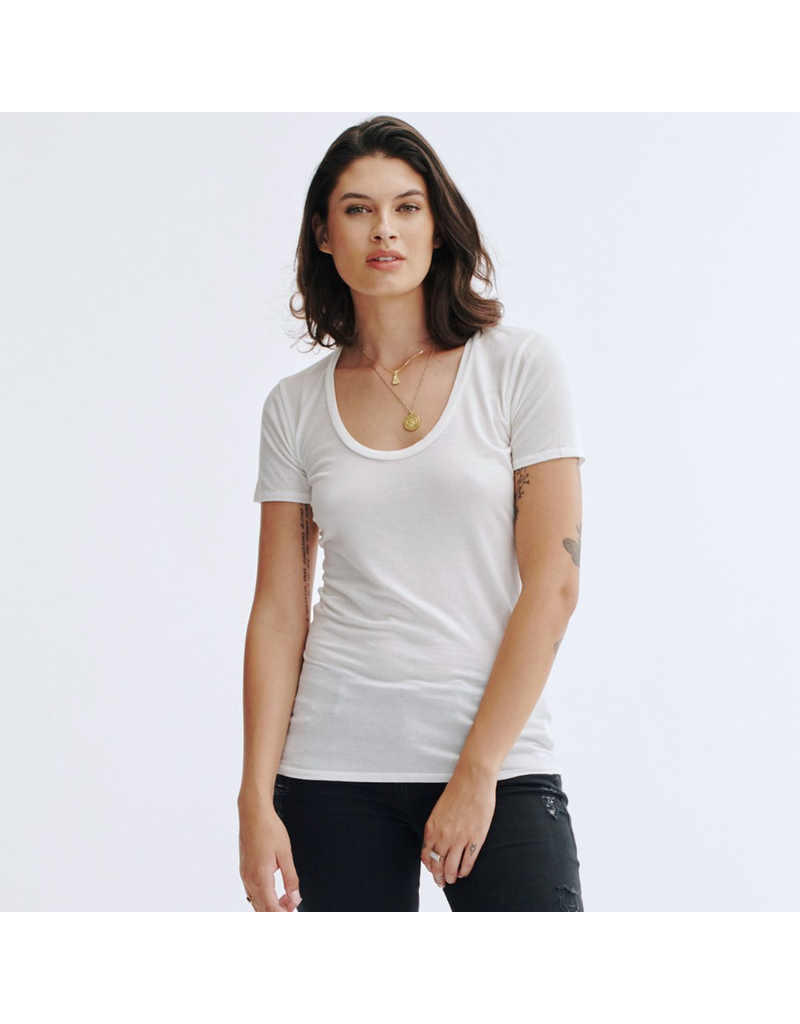 groceries groceries sonia s/s scoop top