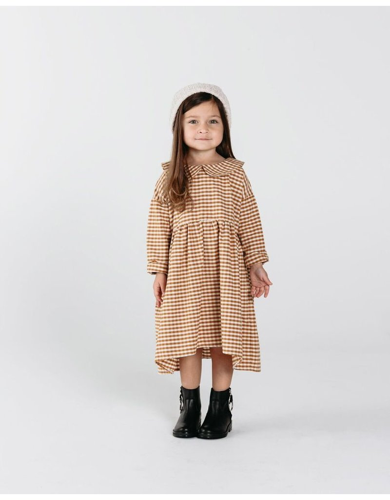 rylee cru rylee + cru collared dress