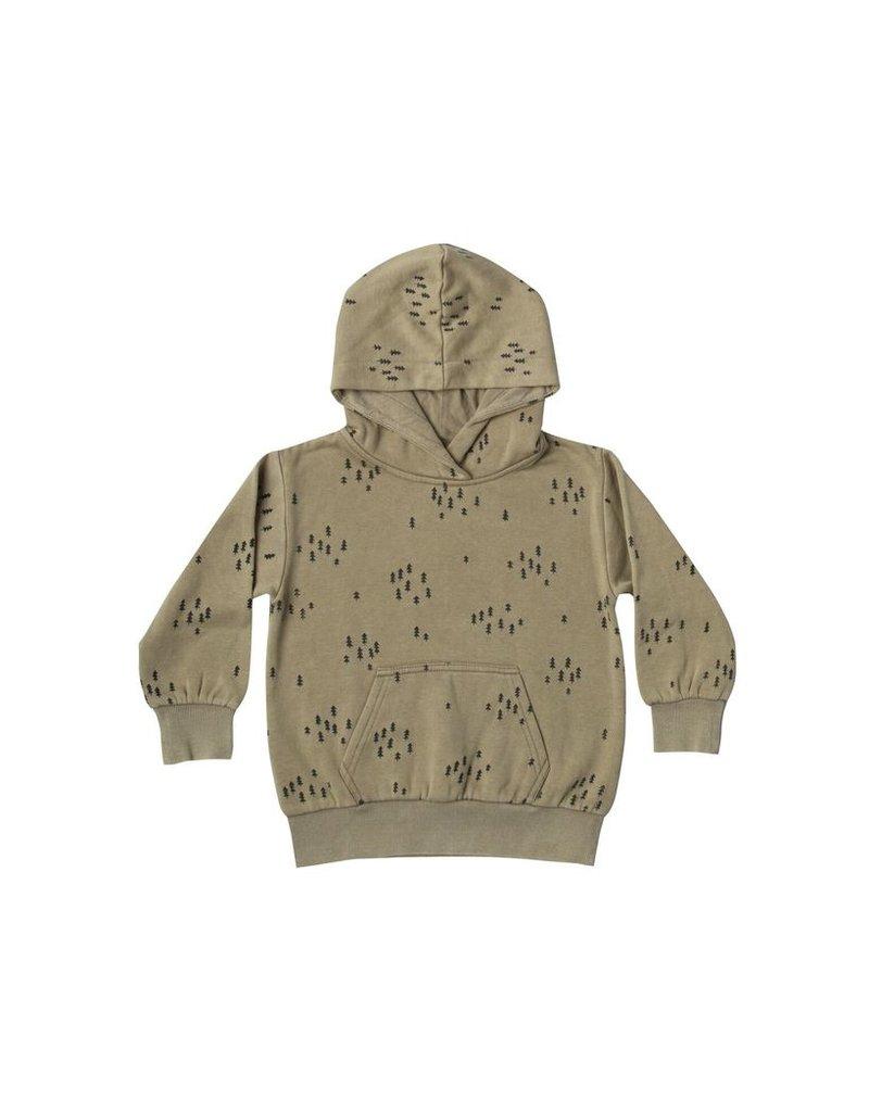 rylee cru rylee + cru evergreen basic hoodie