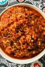 Sauce spaghetti au tofu