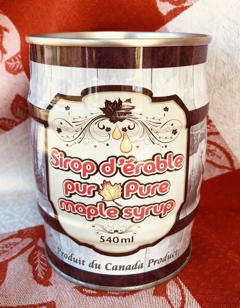 Canne de sirop d'érable La Coulée Franche (Ecocert) 540ml