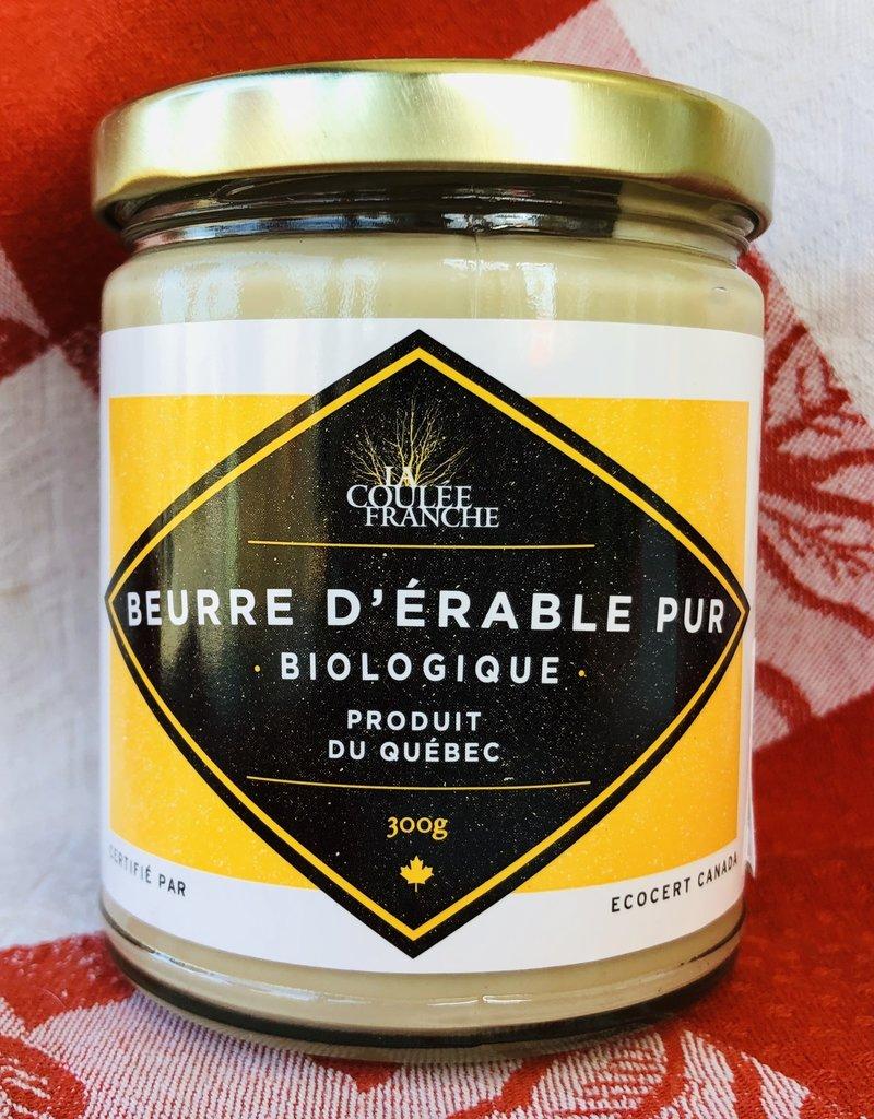 Beurre d'érable La Coulée Franche (Ecocert)
