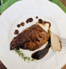 Poulet balsamique (déjà cuit)