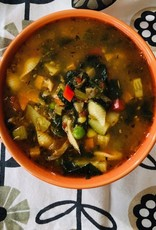 Minestrone aux coquilles
