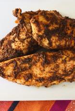 Poitrine de poulet cajun (déjà cuit)