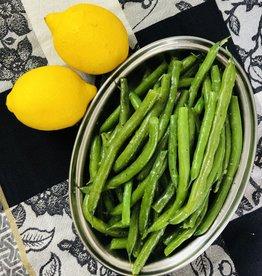 Haricots citron-beurre