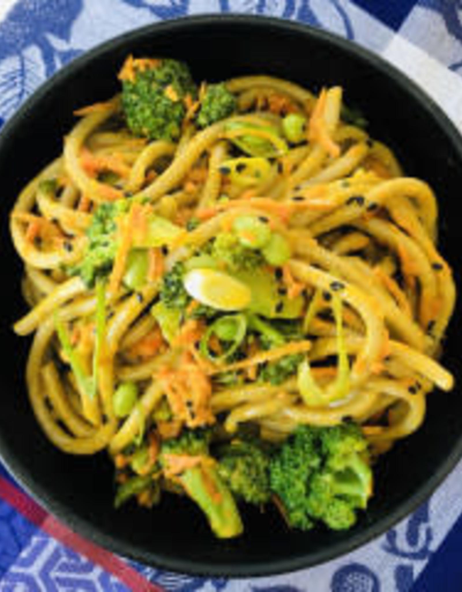 Salade Thaï aux nouilles Udon