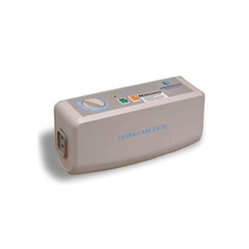 "Meridian Ultra-Care 8"" Mattress Alternating Pressure Air Mattress With 8 LPM Pump"