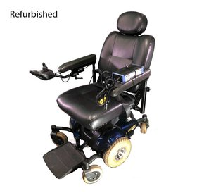 Invacare Refurbished Invacare Pronto M41 Power Chair - Blue