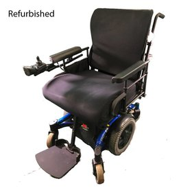 Invacare Refurbished Invacare TDX SP Power Chair - Blue