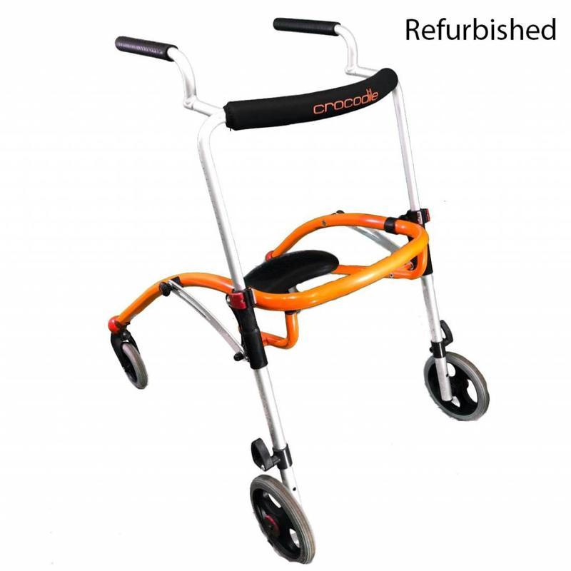 R82 Refurbished Pediatric R82 Crocodile Walker - Orange