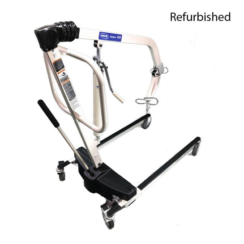 Invacare Refurbished Invacare Reliant 450 Manual Patient Lift