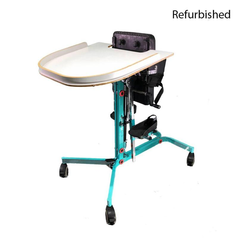 R82 Refurbished R82 Gazelle Pediatric Stander with Table